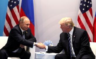 Trump l-a sunat pe Putin sa-l felicite si spune ca se vor vedea curand. Nimic despre spionul otravit