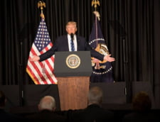 Trump nu exclude actiunea militara in Coreea de Nord: E un joc de sah, vom vedea