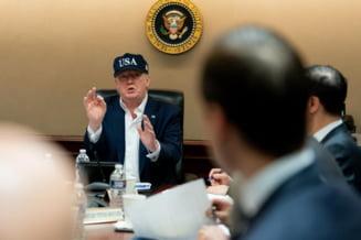 Trump nu mai inchide economia SUA chiar daca numarul de cazuri este in crestere