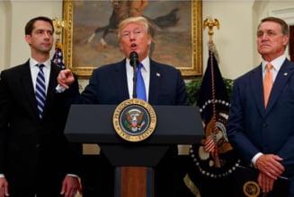Trump pregateste o replica decisiva pentru Coreea de Nord. Intrebat daca SUA vor ataca, presedintele a raspuns: Vom vedea