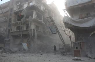Trump reactioneaza dupa atacul chimic din Siria: Putin il sprijina pe animalului Assad. Un mare pret va fi platit!