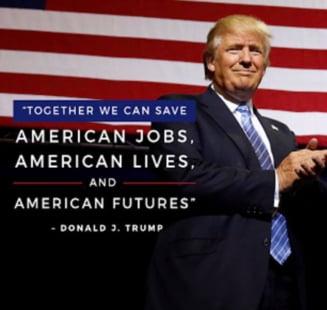 Trump renunta complet la afacerile care ii poarta numele