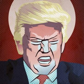 Trump se dezlantuie asupra autorului cartii despre el: E un ratat care a scris minciuni pentru a vinde o carte plictisitoare