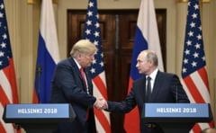 Trump se intalneste saptamana viitoare cu Putin, in Japonia