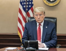 """Trump se lauda cu """"note bune"""" pentru cum gestioneaza criza COVID-19. Care e realitatea in tara"""