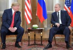 Trump si Putin, aceeasi persoana pe noua coperta a revistei Time