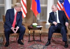 Trump si Putin ar fi discutat despre organizarea unui referendum in regiunile separatiste din Ucraina