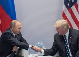 Trump si Putin au vorbit peste 2 ore: Armistitiu in Siria si balbaieli pe implicarea Rusiei in alegerile din SUA