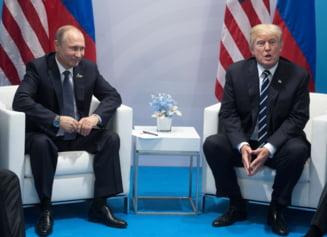 Trump si Putin s-ar putea intalni din nou in Vietnam. Kremlinul anunta ca au multe de discutat