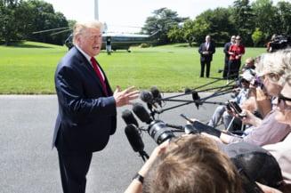 Trump spune ca ambasadorul Marii Britanii nu mai este binevenit in SUA si o cearta pe Theresa May