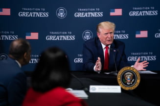 """Trump spune ca serviciile secrete americane """"nu au gasit credibila"""" informatia despre prime platite de Moscova insurgentilor talibani"""