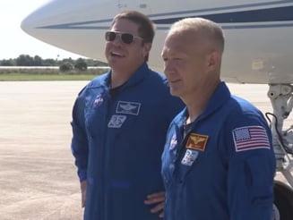 Trump va asista la lansarea primului zbor cu echipaj uman al SpaceX: Cand are loc marele eveniment