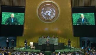 Trump va avea o multime de intalniri individuale cu lideri mondiali care vin la ONU. Iohannis nu e pe lista