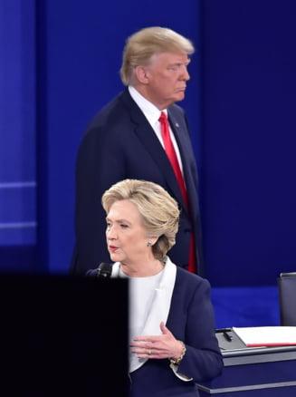 Trump va fi presedinte, desi pe Clinton au ales-o mai multi americani UPDATE Diferenta a trecut de 600.000 de voturi