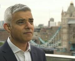 """Trump vrea demisia primarului Londrei """"de urgenta"""": Khan este un dezastru, va fi si mai rau!"""