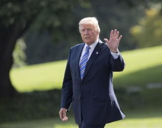 Trump vrea sa incerce chiar el medicamentul antimalarie de care spune ca vindeca COVID-19, desi nu e bolnav