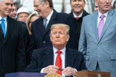 Trump vrea sa taie cu 21% ajutoarele externe si programele de asistenta sociala, in bugetul pe 2021