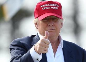 Trump zice ca niciun calculator nu e sigur si recomanda ca informatiile importante sa fie trimise prin ... postas