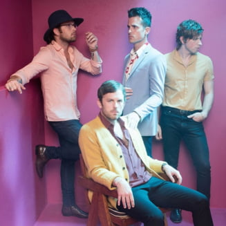Trupa Kings of Leon a facut spectacol in Bucuresti (Video)