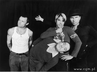 """Trupa Red Hot Chili Peppers, cerinte """"spirituale"""" pentru concertul de la Bucuresti"""