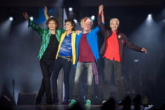 Trupa The Rolling Stones a lansat o piesa inregistrata in 1974 impreuna cu Jimmy Page