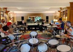 Trupa germana Rammstein a revenit in studio pentru noi inregistrari