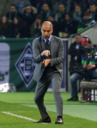 Trupa lui Guardiola a fost umilita in Premier League de campioana en-titre