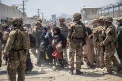 Trupele americane au început retragerea de pe aeroportul din Kabul