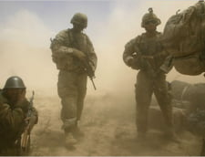 Trupele americane au parasit Afganistanul