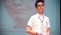 Tudor Coman, elev Laude-Reut, copilul-minune de la Adobe Romania