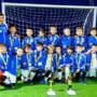"""Tudor Vochin, cel mai bun jucator Grupa 2011 a FC Farul, finalista la """"Sparta Winter Cup 2019"""". Numai victorii pana in ultimul act!"""