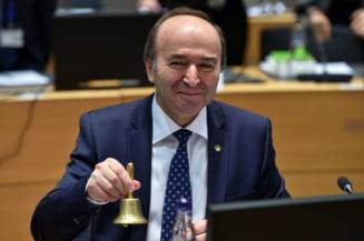 "Tudorel Toader a revenit in functia de rector al Universitatii ""Alexandru Ioan Cuza"" din Iasi"