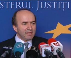 Tudorel Toader nu a suflat o vorba despre criticile dure ale Comisiei Europene: E pozitiv, la anul scapam de MCV