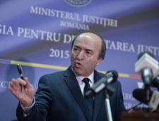 Tudorel Toader sustine ca justitia din Romania nu apara drepturile si libertatile cetatenilor
