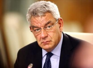 Tudose: FMI a cam gresit, le-am atras atentia. Le-am oferit cifrele oficiale, sa se bazeze pe ele in previziune