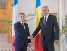 Tudose, intrebat ce a vorbit cu Macron: Muncitorii din toata lumea care muncesc in Franta vor trebui platiti ca in Franta
