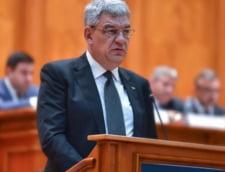 Tudose a dat explicatii in Parlament: Cresterea economica incepe sa se resimta in buzunarele romanilor. Nu nationalizam Pilonul II de pensii
