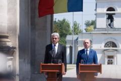 "Tudose apara din nou modificarile la sistemul electoral din R. Moldova: ""Proteste sunt peste tot"""
