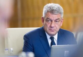 Tudose l-a demis pe Ninel Cercel, secretarul de stat retinut de DNA pentru santaj