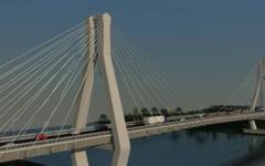 Tudose se lauda ca face Podul peste Dunare de la Braila, dar banii alocati nu ajung nici pentru proiectare (Video)