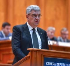 Tudose spune ca nu a mintit: A votat si pentru, dar si impotriva folosirii cianurilor la Rosia Montana