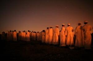 Tulburatoarea decadere si disparitie a samaritenilor, fondatorii Israelului