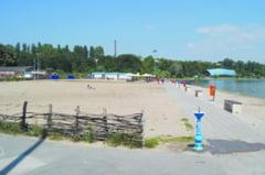 Tulcea, orasul fara strand si cu o plaja in curs de autorizare