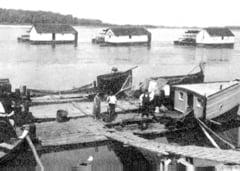 Tulcenii si morile lor plutitoare