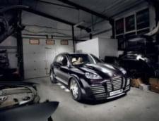 Tuning romanesc de elita: Porsche Cayenne Muron (Galerie foto)