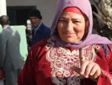 Tunisia: Prezenta la alegeri de peste 90%, conduc islamistii