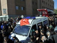 Tunisia: Proteste de strada dupa impuscarea unui politician din opozitie
