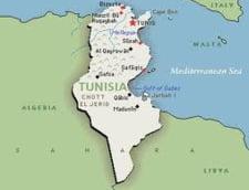 Tunisia, in flacari - vezi cati romani sunt in mijlocul razboiului