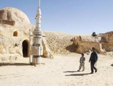 """Tunisia strange bani pentru a salva satul unui personaj din """"Razboiul Stelelor"""""""