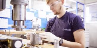 Turbocam Romania, pas inainte pe piata internationala de turbine